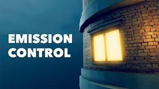 Unity 2017 Tutorial - Enable Emission at Runtime