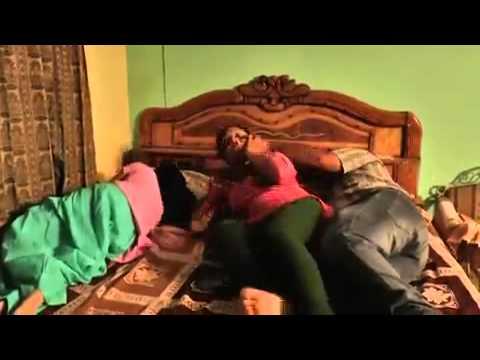 Bed Slap Prank Desi video