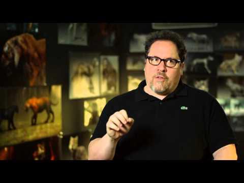 The Jungle Book: Director Jon Favreau Behind the Scenes Movie Interview