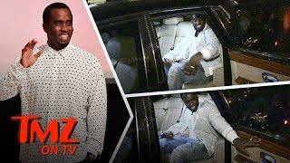 Diddy – Bring On More 'Black Panther'! | TMZ TV