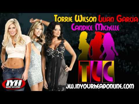 Torrie Wilson, Lilian Garcia & Candice Michelle Interview on Tough Enough