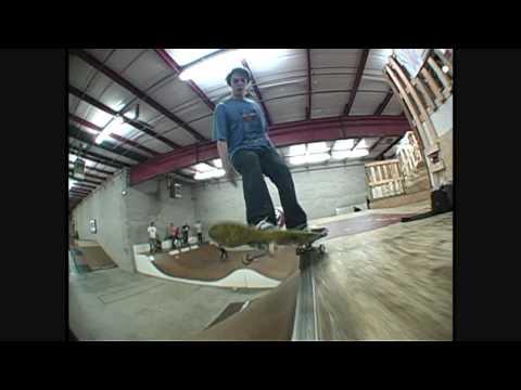 Marshall Winter | 4 Tricks at WARP Skatepark