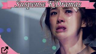 Top 10 Suspense Korean Dramas 2016 (All the Time)