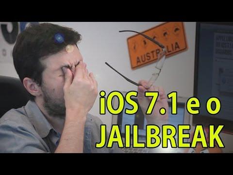 iOS 7.1 e o jailbreak: atualizar ou não ?