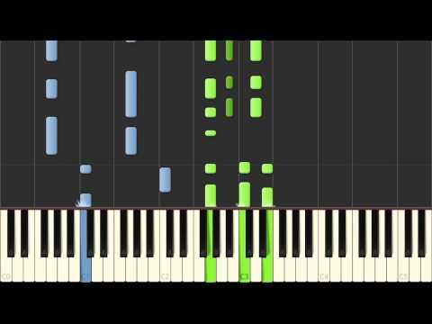 John Newman - Love me again - piano tutorial lesson