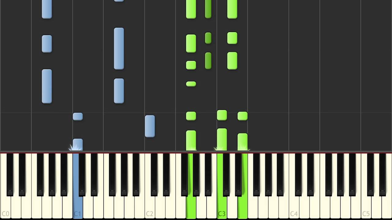 John Newman - Love me again - piano tutorial lesson - YouTube