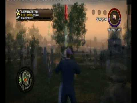 Saints row 2: Explaining/unlocking 6 secret achievements