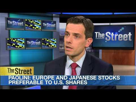 Europe, Japan Shares a Better Bet Than U.S. Stocks