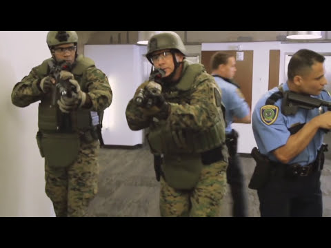 RUN. HIDE. FIGHT.® Surviving an Active Shooter Event - English