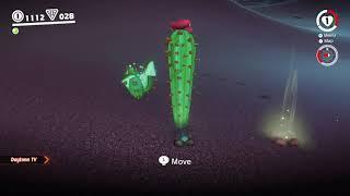 [Super Mario Odyssey] Sand + Water Kingdom (Pt. 3)
