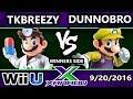 S@X 168 - VGBC | TKBreezy (Dr.Mario) Vs. Dunnobro (Mario) SSB4 Tournament - Smash Wii U - Smash 4