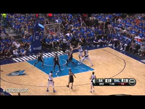 Jose Calderon Full Highlights vs Spurs 2014 Playoffs West R1G3 - 16 Pts, 9 Ast