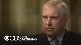 "Prince Andrew sought approval from ""higher up"" before his BBC interview"