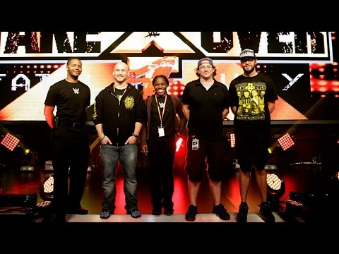 WWE honors Full Sail University students with scholarships