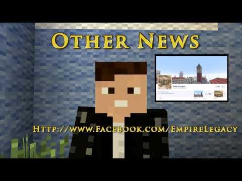 Minecraft: EL Weekly News Bulletin - A Wedding! #Ep1