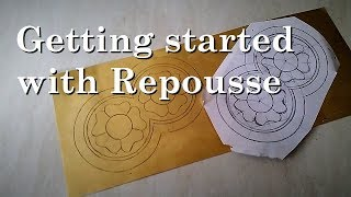 How to get started with repousse.