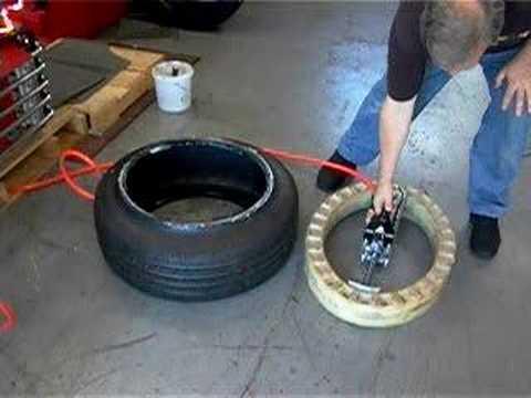 pax tire machine