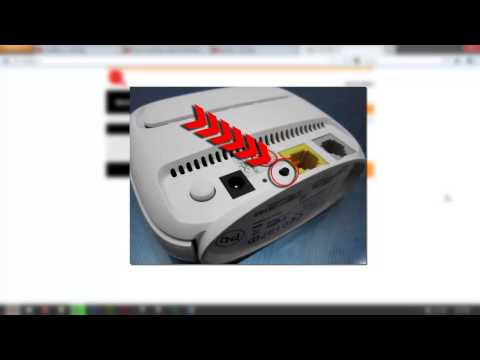 How to Check and Reset (BayanDSL) ZTE ZXV10 W300 Series Modem-Router Username and Password