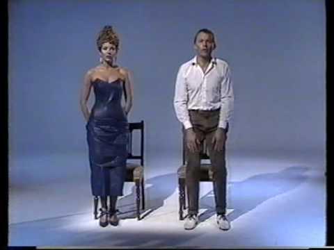 The Flying Lizards Video - Get Up (Sex Machine - 6 Machine)