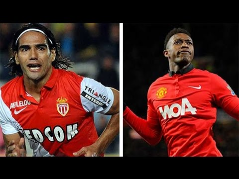 Henry Winter's transfer window verdict on Radamel Falcao and Danny Welbeck deals