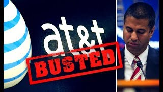 """AT&T Caught Funding Fake Activism for Phony Net Neutrality """"Protection"""" Law"""