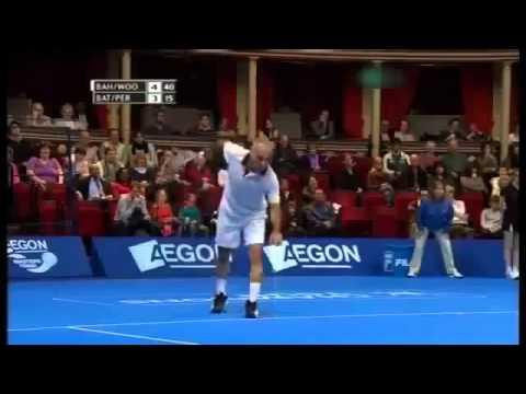 Приколы в теннисе Спортивные приколы mp4