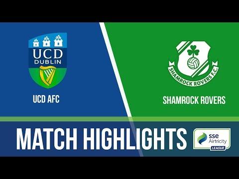 GW35: UCD 0-3 Shamrock Rovers