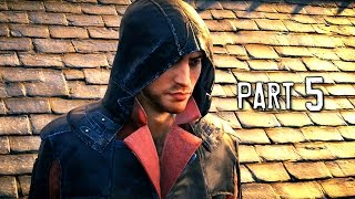 Assassin's Creed Unity Walkthrough Gameplay Part 5 - Graduation (AC Unity)