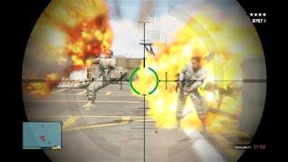 GTA 5 Funny/Brutal Kill Compilation Vol.50 (Military Base Massacre)