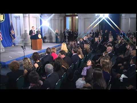 Governor Andrew M. Cuomo Inaugural Address
