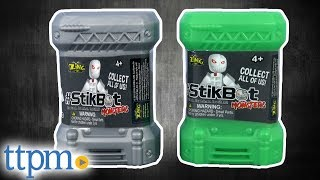 #StikBot Monsters Mystery Pack from Zing