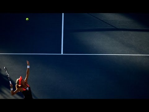 2013 Bank of the West Classic Semifinal WTA Highlights