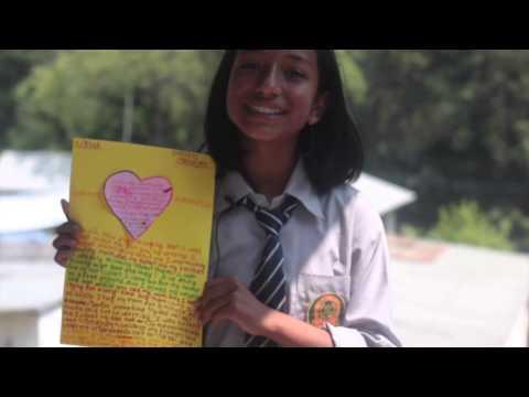 LitWorld Presents: Heart Maps in Nepal