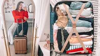 pack with me for LA!! + packing tips