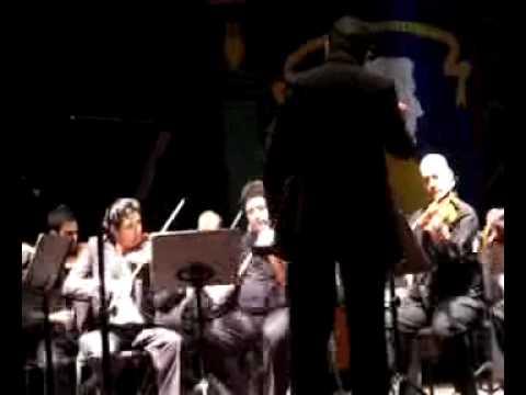 Abril Mosquera Reyes interpreta el Concierto Nro 3 para Corno y Orquesta de Mozart