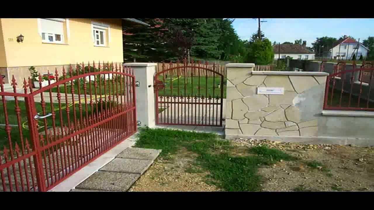 gartenmauer bauen youtube