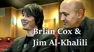 Brian Cox & Jim Al-Khalili - Shaping the Future of Science