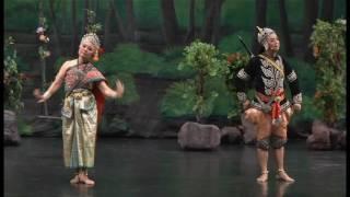 การแสดงละครเสภา เรื่องขุนช้าง ขุนแผน ชุดพระไวยเกี้ยวนางวันทอง 2