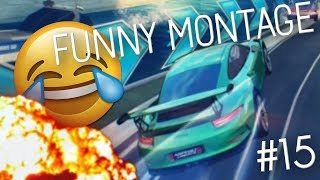 FUNNY ASPHALT 8 MONTAGE #15 (Funny Moments and Stunts)