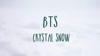 [English Cover] BTS - Crystal Snow