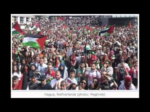 BREAK THE SIEGE ON GAZA! MARCH ON THE UNITED NATIONS! AUG 9th