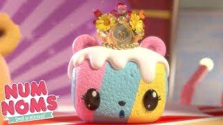 Num Noms | Flower Crown | Num Noms Snackables Compilation | Cartoons for Kids