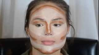Make Up 6menit Model papan atas ,Natural Tanpa Norak
