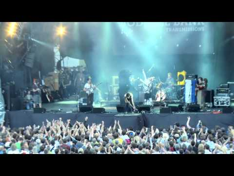 British Sea Power - Carrion | LIVE @ Jodrell Bank Observatory