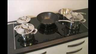 Service video - geschikte pannen voor inductie kookplaten