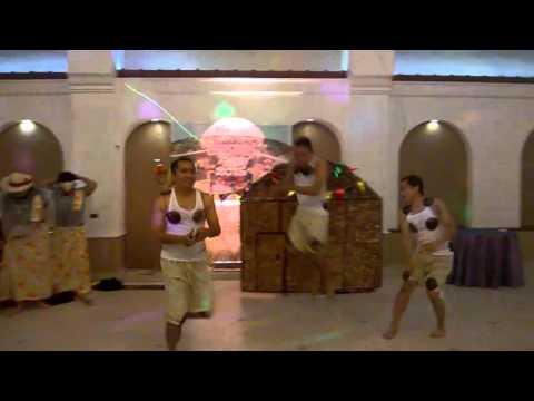 Folk dance :  maglalatik/singkil/igorot