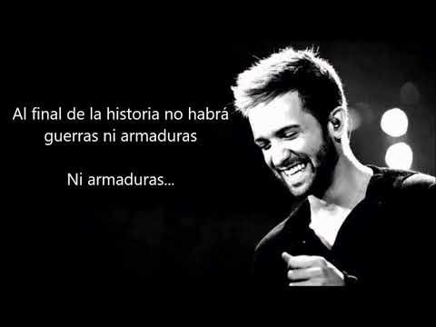 Pablo Alboran - La llave (letra)