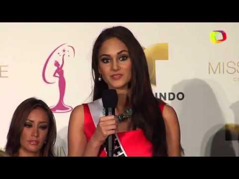 Miss Universe 2014: Miss Guatemala Ana Montufar