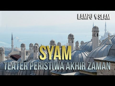 SYAM: TEATER PERISTIWA AKHIR ZAMAN
