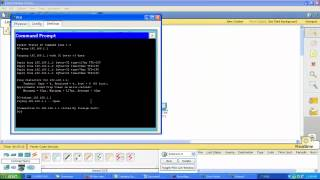Cisco Packet Tracer - Basic Router Configuration Tasks